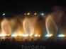шоу поющих фонтанов в Протарасе