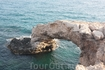 нужно осмотреться на местности ! очень красивый вид ! натуральная арка в скале