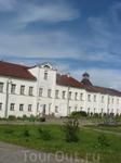Я уже забыла, что именно я снимала. какое то из зданий монастыря №3.