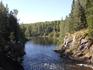 заповедник Кивач 11м. водопад