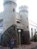 Торговый центр в виде крепости. Лазаревское