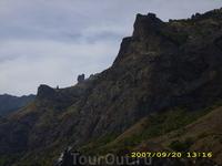 скалы Карадага.