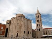 Римский форум. Главная достопримечательность - церковь Св. Доната
