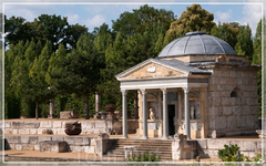 Gardens of Champ de Bataille