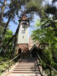 Православная церковь в здании старой кирхи.