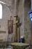 Кафедральный собор Светицховели. Сванский крест.Сверху одета шапочка,чтобы крест не разрушался от  воды