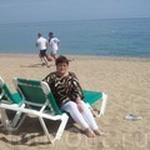 пляж гор. Калелла