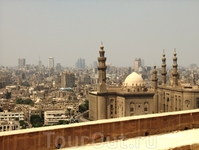 Панорама Каира.
