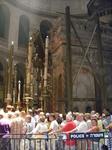 Храм Гроба Господня Очередь в Кувуклию