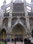 """Вестминстерское аббатство навеяло на нас """"исторический сумрак """", даже неожиданная встреча с лондонско-питерской знакомой не спасла:("""