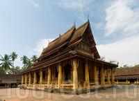 Храм Ват Си Сакет