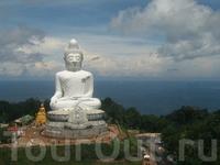 Большой Будда в Пхукете