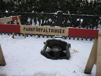 Еще один необычный стокгольмский памятник