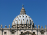 Изумительный купол Собора Святого Петра, спроектированный Микеланджело (высотой в 136 метров, имеет внутри высоту 119 м и c диаметром 42 метра), опирается ...