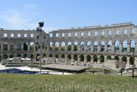 PULA 2000 let amfiteatr