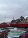 По рекам и каналам. Красный мост