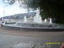 А это фонтан на набережной Ялты, куда мы заехали после посещения Никитского ботанического сада.