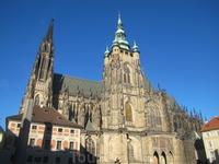 Прага. Собор Св. Витта