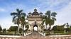 Фотография Триумфальная арка Патусай