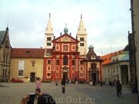 Базилика Св. Иржи в Пражском Граде