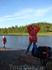 Прибыли на реку Кожым