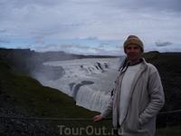 водопад молочная река