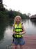 Река Квай. Мы жили в хижинах на воде, сплавлялись по реке и даже прыгали с плотов и плыли за ними  вдогонку.