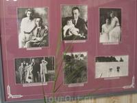 Фотографии в Париже, в Калифорнии. С внучками.