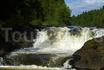 водопад Кивач. Верхний слив