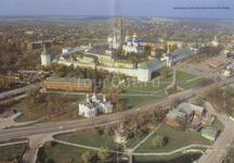 Панорама Троице-Сергиевой Лавры.