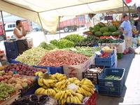 выездной рынок в Алании