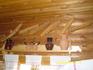 только я не поняла, почему хлеб висит на стене, а не лежит на столе)))