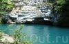 Фотография Голубое озеро (Абхазия)