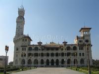 Дворец Монтазах.Одна из  резиденций президента.