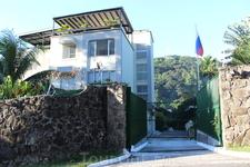Посольство России на Сейшелах