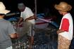 После рыбалки, на побережьи Джимбарана