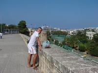 Вид на порт г.Ираклион