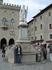 на главной площади Сан-Марино