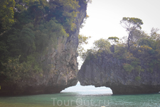 Остров Пак Биа, архипелага Хонг