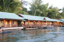 """отель """"Рай на реке Квай!"""
