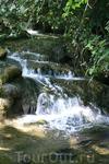 Kaskad vodopadov