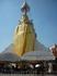 Большой Будда посреди каменных джунглей Бангкока