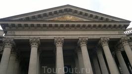 коллонада казанского собора