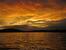 Залив Уолпол в лучах заката