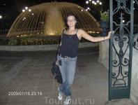 Монако, парк
