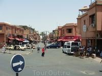 Марракеш - вот он, настоящий Марокко, его сущность и душа...