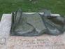 памятник итальянским партизанам «павшим за свободу», возведённый после Второй мировой войны.