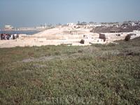 Амфитеатр, где проводились состязания колесниц. 10000 посадочных мест