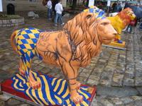 символ Львова, представленный на конкурсе