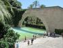 Внутри крепостной стены Пальмы